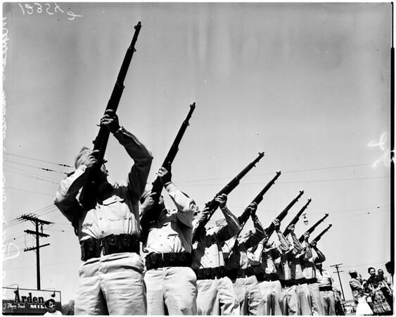 Memorial day, 1958