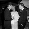 Rogers -- Marshall wedding, 1961.