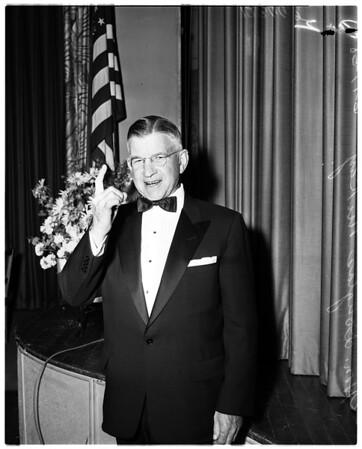 Pasadena Junior Chamber of Commerce, 1958