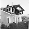 House fire (5334 Lemon Grove Avenue), 1952