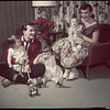 Pat Boone and family, 1957