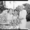 College alumni auxiliary, 1958