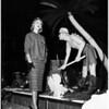 Fashion show at Ambassador Hotel, 1958