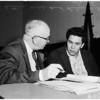 Stabbing trial, 1958.