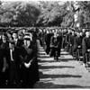 Caltech graduation, 1958