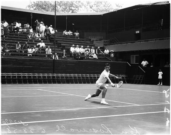 Tennis, 1958