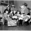 Marathon Street School Christmas Party, 1953
