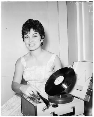 Greek girl, 1959