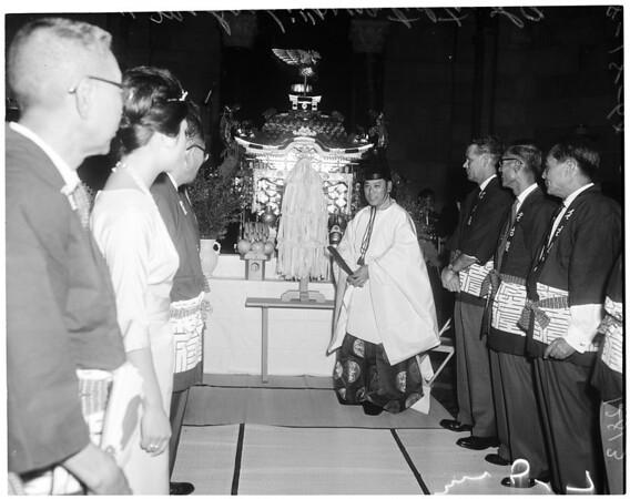 Nisei Week, 1960