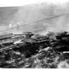 Highland Park fire, 1957