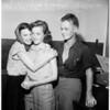 Amnesia victim identified, 1952