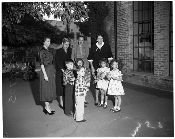 Assistance League new Provisionals, 1952