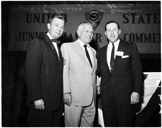 Junior Chamber of Commerce convention, 1958