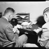Norwalk bank robbery, 1958