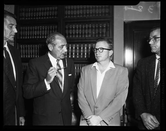Rapist, 1956