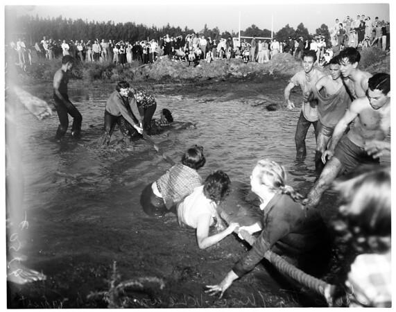 UCLA soph-frosh brawl, 1952