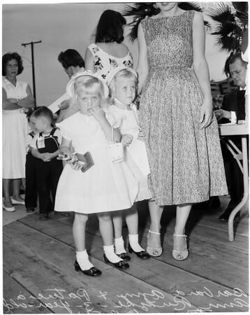 Venice Surfestival (twin contest), 1957