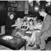 Episcopals 40th anniversary for children's home, 1952