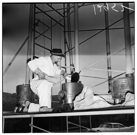 Rain maker, 1961
