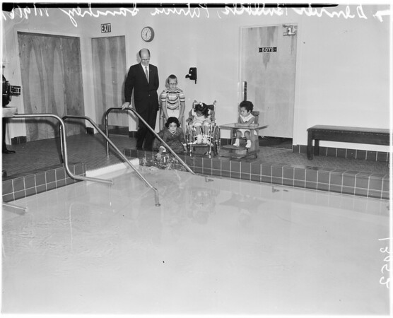 Harlan Shoemaker school, 1961