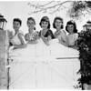 Wisteria princesses, 1959