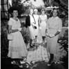 Las Madrinas, 1958