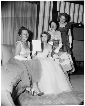 Santa Monica Breakfast Club, 1952