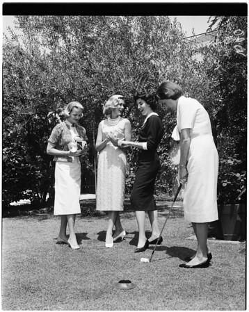 Patronaires, 1958