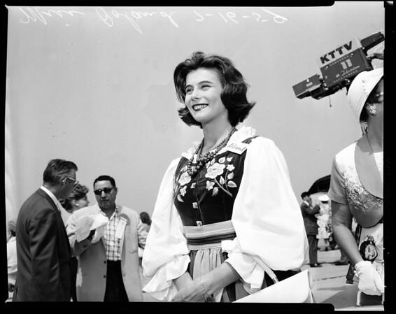 Miss Universe contest, 1959