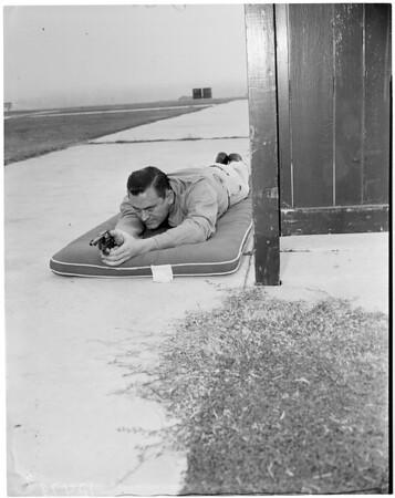F.B.I. Series in Examiner (Denton), 1958