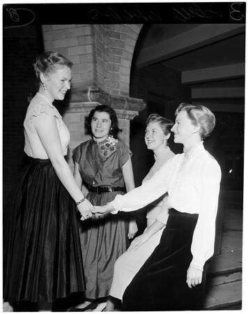 Homecoming, 1953