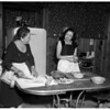 Native Daughters of Golden West, California and Mexican dishes, 1958