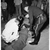 Hit-run victim (6th and Colorado Avenue, Santa Monica), 1952
