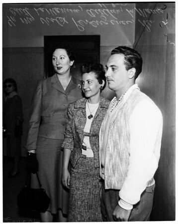 Cat killer trial, 1957