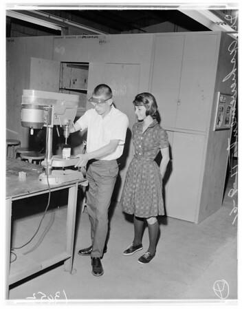 Junior achievement (Orange County Section), 1961