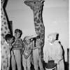 Kids' circus (Pasadena), 1956