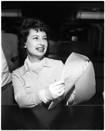 Will contest, 1958