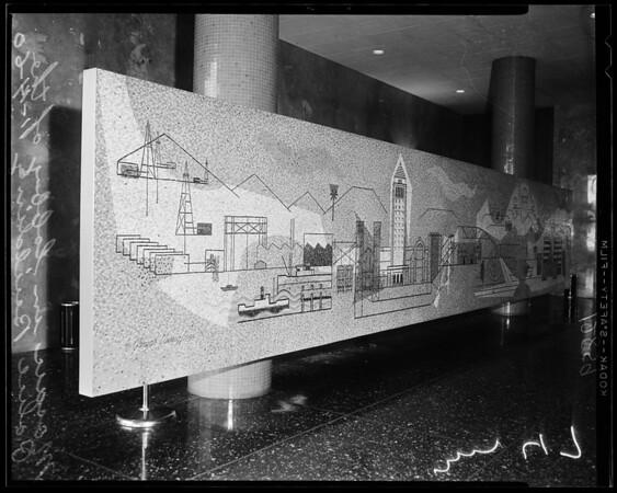 Civic Center Art, 1960