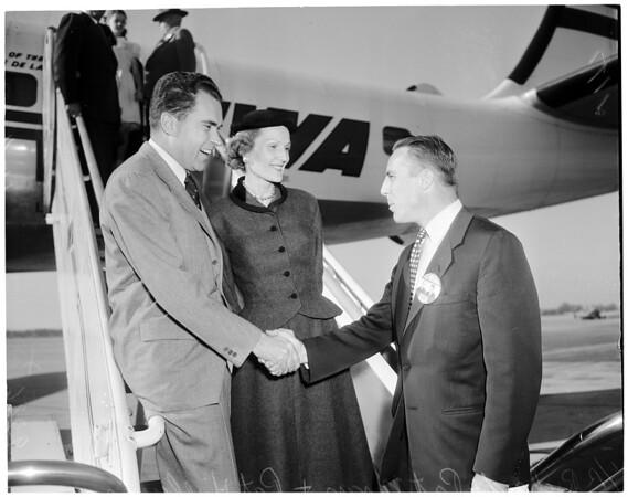 Nixon's vote, 1952