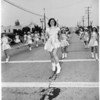 Ventura Fair opens with parade, 1952