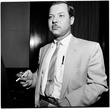 Lynn Morton murder trial, 1961