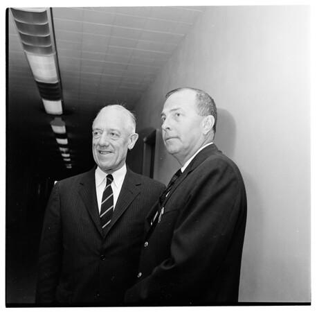 Interview, 1961