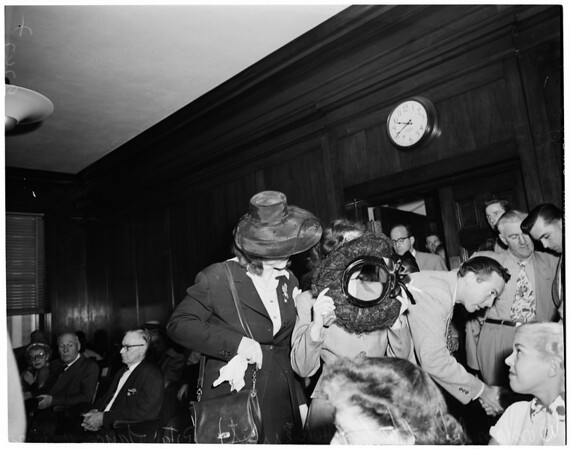 Conspiracy, 1952