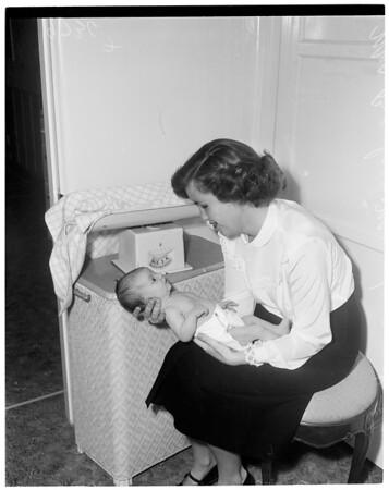 War baby, 1952