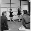 Junior League -- (Little Girls in Ballet), 1957