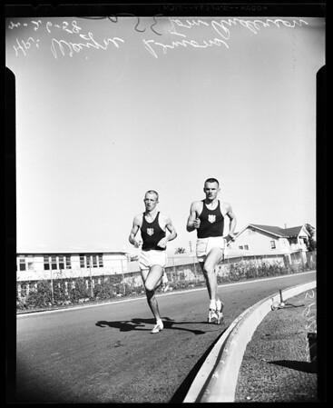 Track -- University of Southern California camera day, 1958