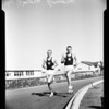 Track -- University of Southern California camera day, 1958