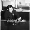 Narcotics arrests in Van Nuys, 1952