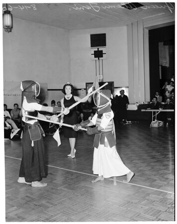 Nisei Week events, 1960