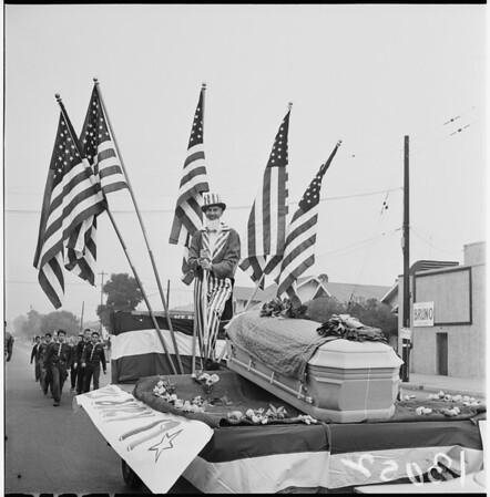 Veterans Day, 1961